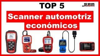 Top 5 Scanner Automotriz Económicos