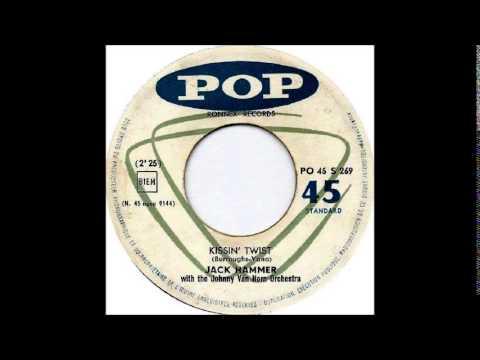 Juliette / Kissin'Twist- Jack Hammer-'60-Disques Pop 269