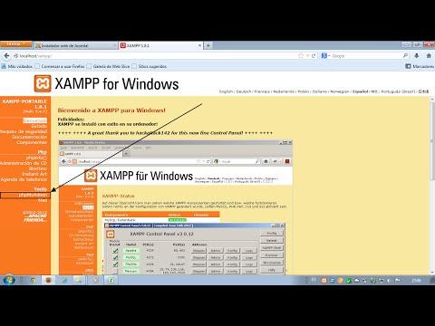 Cara Buka Phpmyadmin Di Browser