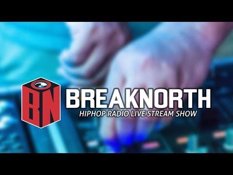 HIPHOP/RAP LIVESTREAM - WOENSDAG 12 DECEMBER - BREAKNORTH