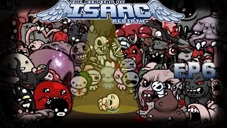 [FR]The Binding Of Isaac: Rebirth Ep6 - La chance, ou pas?