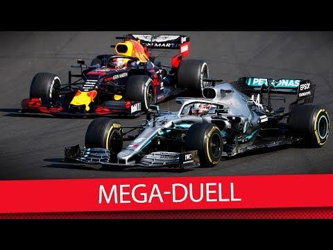 So kam Hamilton an Verstappen vorbei - Formel 1 2019 (VLOG)