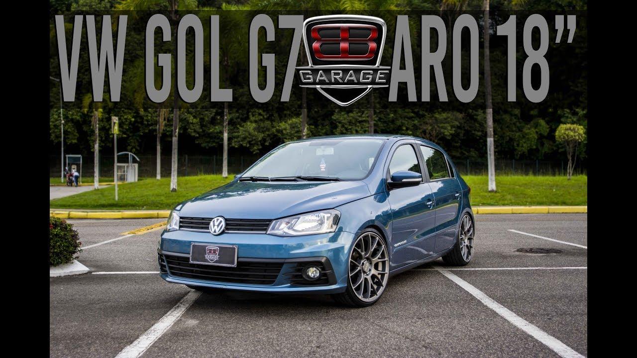Bb garage vw gol g7 aro 18 youtube for Garage volkswagen marennes 17