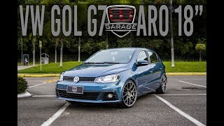 BB Garage | VW Gol G7 | Aro 18""