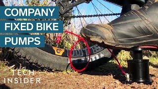 Company Fixed The Worst Thing About Bike Pumps