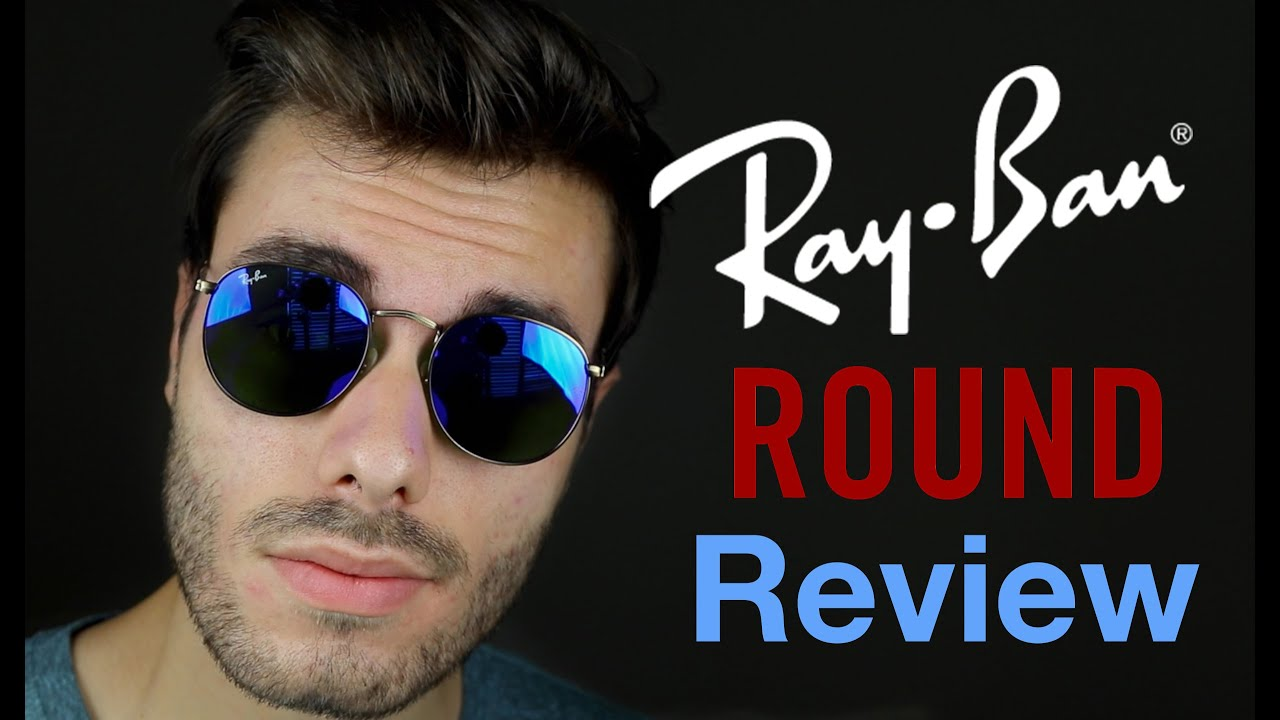 9dfe87a18ed Ray-Ban Round Metal Review - YouTube