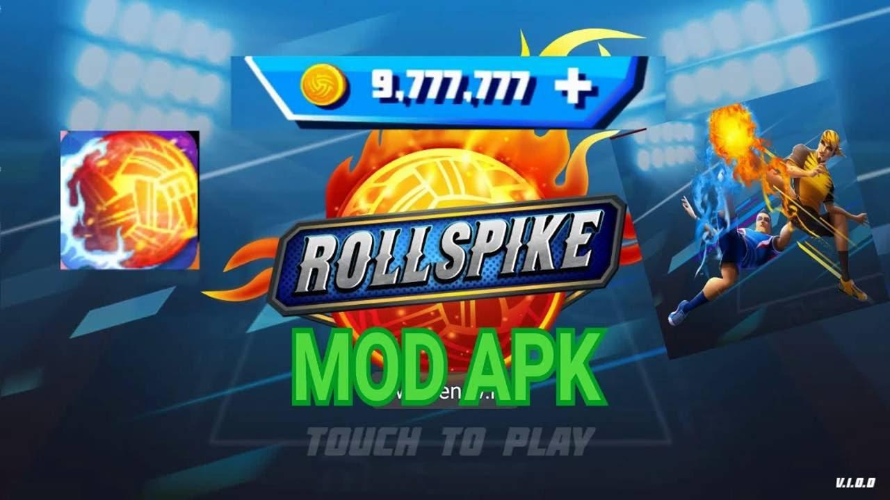 Roll spike [MOD + APK] - YouTube