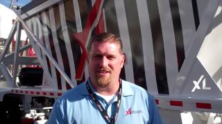 Video still for Rodney Crim of XL Specialized Trailers at ConExpo 2014