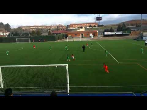 Futboleros de Polan 11 - Ajofrin 2 (Liga Arges prebenjamin 2015/2016)