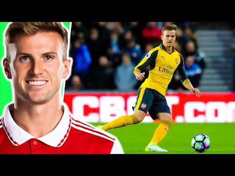 Rob Holding |  Goals, Skills, Defence | 2016/2017 | Arsenal