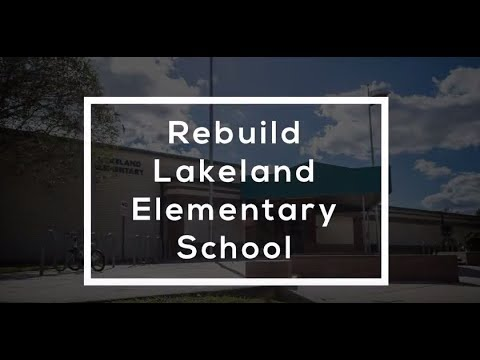 Construction Bidding Period Opens For New Elementary School from YouTube · Duration:  2 minutes 2 seconds