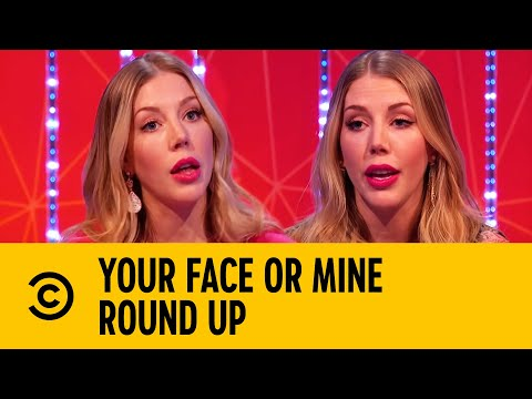 Katherine Ryan's Funniest Moments From Series 5 | Round Up | Your Face Or Mine