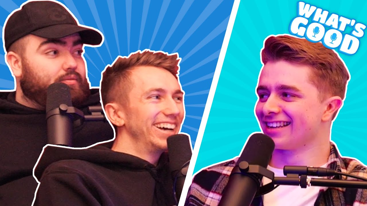 Download ChrisMD Talks Football, W2S and F2 & The Wembley Cup! - What's Good Podcast Full EP.93
