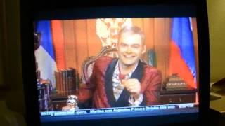 Жизнь в США Владимир Путин пародия на президента Премия The ESPYS на спорт канале ESPN2