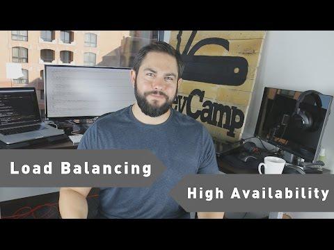 Load Balancing vs High Availability