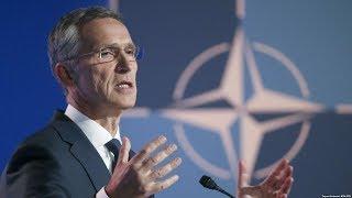 В Брюсселе обсуждают вступление в НАТО Грузии и Украины