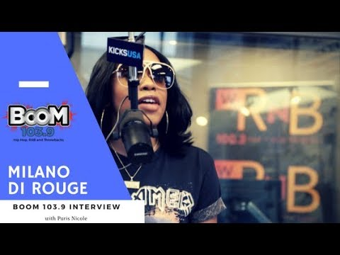 Milano Di Rouge Talks Come Up, Entrepreneurship, Meek Mill, Blac Chyna, Giving Back & Much More!