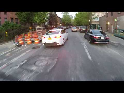 Cycling from Park Slope, Brooklyn to Astoria, Queens, NYC