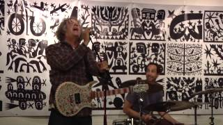 "Jad Fair - ""Red Dress/Chicago"" Live at Craftlab Gallery, Oceanside, CA May 7th, 2013"