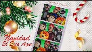 Navidad - El esta Aquí - La Patrulla del Rey | Canciones Infantiles