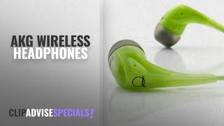 Top 10 Akg Wireless Headphones [2018]: AKG Q350 In Ear Headphones, Quincy Jones Signature Line