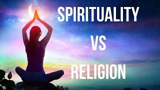 Download Spirituality Vs. Religion: A Deep Analysis