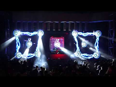 Kevin Saunderson @ Intro Electronic Music Festival ShangHai 2016