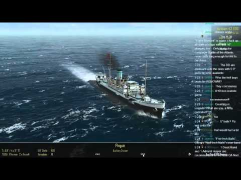 Let's Play Atlantic Fleet - Part 1