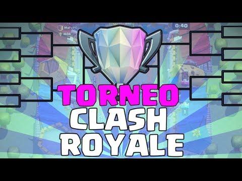 CLASH ROYAL - TORNEO #5 - GEMAS AL GANADOR - CHILE