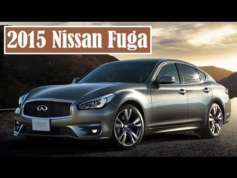 Nissan Fuga Officially Unveils This Sedan In Japan