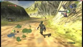 Zelda Twilight Princess run at full speed on dolphin