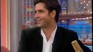 John Stamos on the Rosie O'Donnell Show - 1999