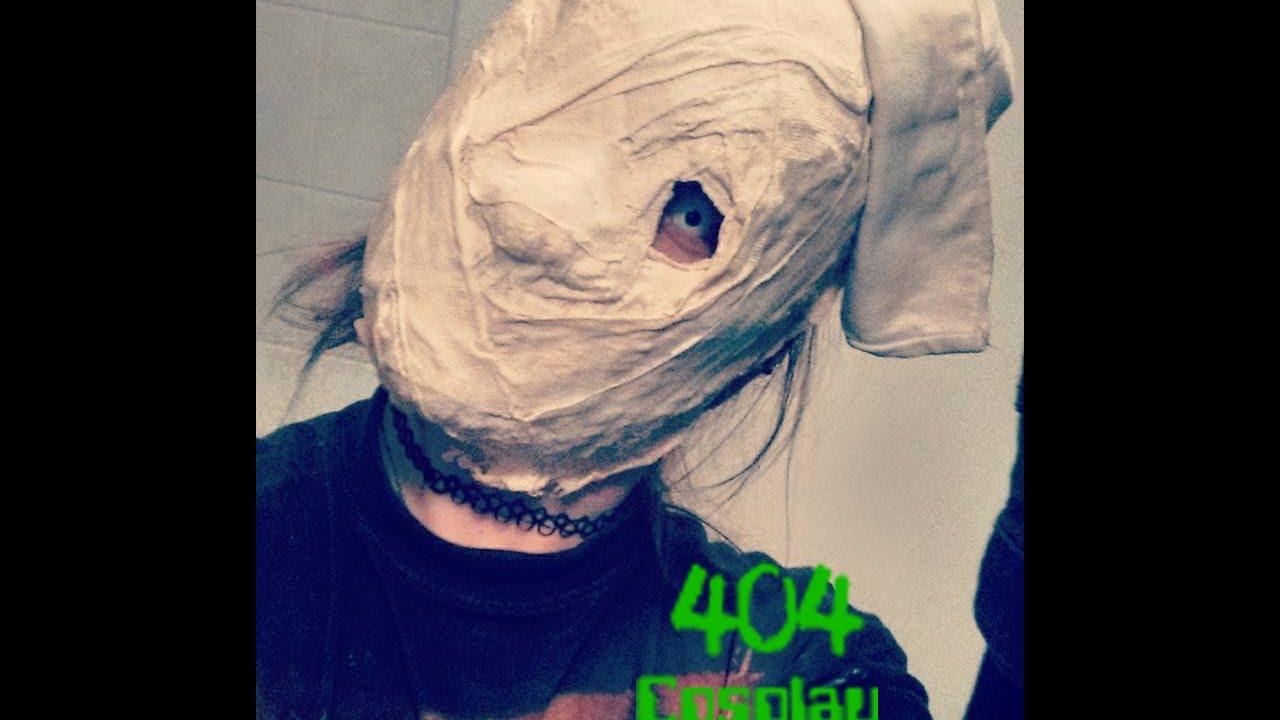 f4bfee0c7204a Silent Hill Nurse cosplay - Part 3 (Nurse mask + hat) - YouTube