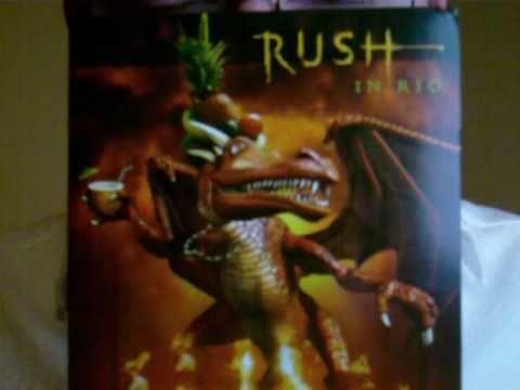 O Baterista Rush In Rio Rush in Rio liv...