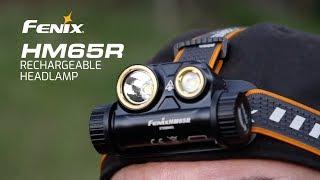 Fenix HM65R Rechargeable Headlamp - 1400 Lumens