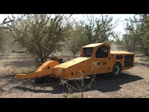 Tree Shaker - Shockwave Sprint - Orchard Machinery Corporation on