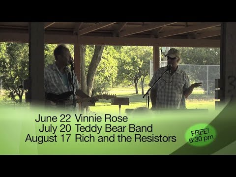 Music in the Park 2017 Concert Series