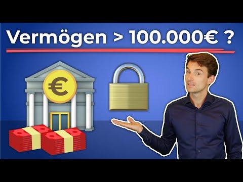Vermögen über 100.000€ sicher? Einlagensicherung bei Bankguthaben | #fragfinanzfluss