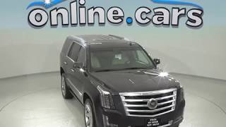 oA97795JA Used 2015 Cadillac Escalade Premium 4WD Test Drive, Review, For Sale