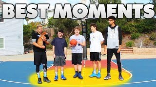 JIEDEL TOP EPIC AND FUNNY BASKETBALL MOMENTS!