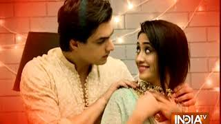 Yeh Rishta Kya Kehlata Hai: Kartik showers love on Naira