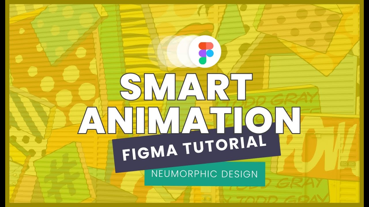 Smart Animate Figma | Neumorphic Design | UIUX Tutorial in Nepali