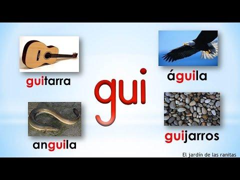 17 Silabas Gue Gui Syllables Gue Gui