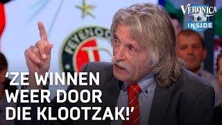 Johan over Lozano: 'Ze winnen weer door die klootzak!' | VERONICA INSIDE