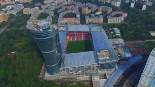Стадион ЦСКА для ООО «ПСП-Фарман»