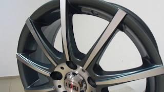 Литые диски R15 ALCASTA M12 на Opel, Chevrolet(Выполненный заказ Литые диски R15 ALCASTA M12 на Opel Astra, Mokka, Chevrolet Cruze, Aveo и др. Цена - 2300 руб. Интернет-магазин