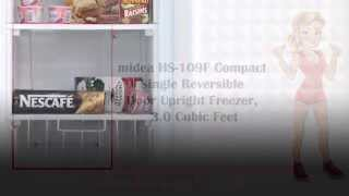 Compact Single Reversible Door Upright Freezer | UK only Thumbnail