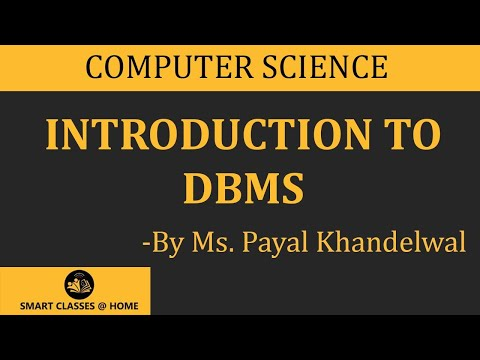 Introduction to DBMS (DBMS), BCA II Year, Gurukpo
