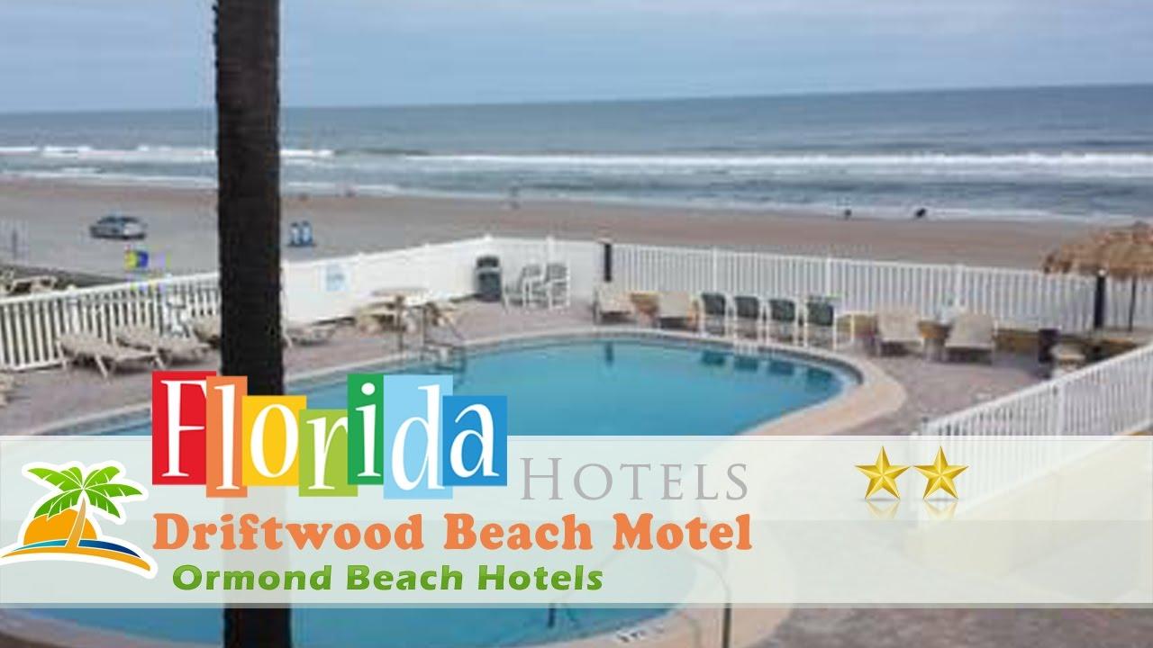 Driftwood Beach Motel Ormond Hotels Florida