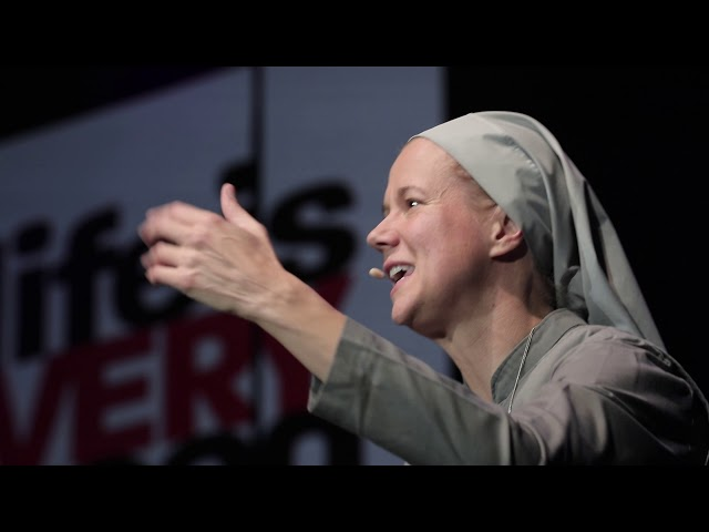 Sister Miriam James Heidland, SOLT, Keynote for the 2018 Life Is VERY Good Evening of Prayer
